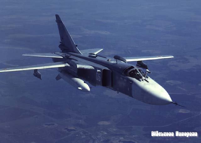 Знову Су-24