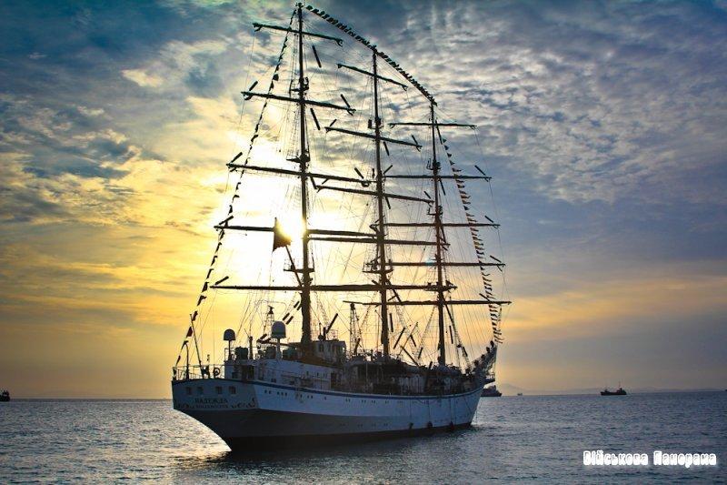 «Позор у Сан-Франциско»: російський фрегат «Надія» не зміг зайти в порт за «політичних мотивів»
