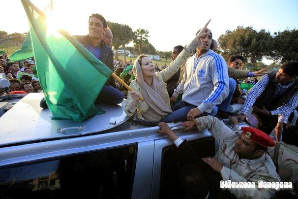 Війна в Лівії офіційно завершена