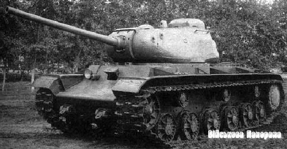 Важкі танки. Дослідні зразки