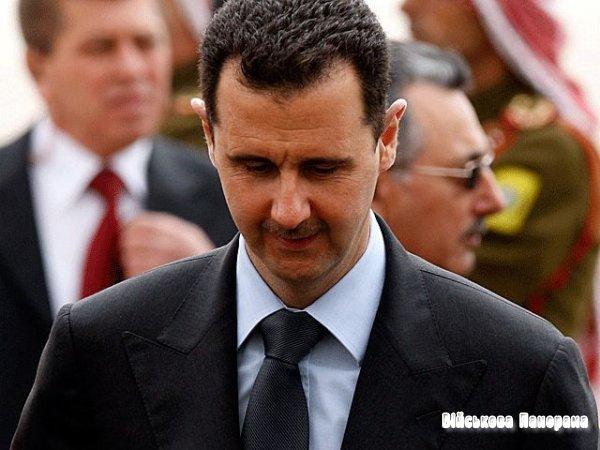 Сирія: думка Асада про ситуацію, ескалація конфлікту