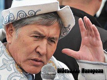 Киргизії загрожує нова революція?