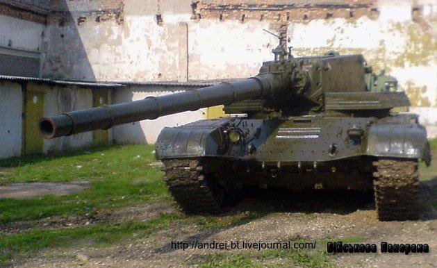 Незвичайні танки СРСР. Об'єкт 477, Харківський Молот