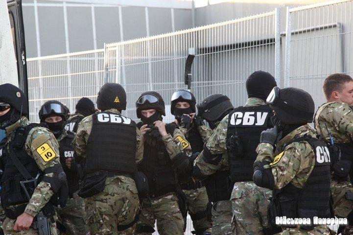 «Ультрас» не вдалося зірвати Євро-2012. Навчання «Донбас-Антитерор»