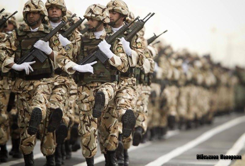 Ізраїль та Іран: цифри можливої війни