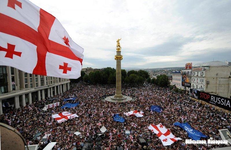 Вісім років нової Грузії. Причини і наслідки «війни троянд»