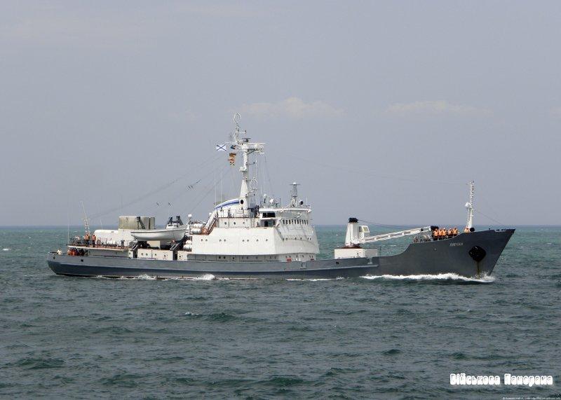 Кораблі ВМФ Росії поспішають на допомогу режиму Башара Асада?