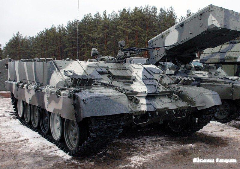 Важка бойова машина вогнеметників (БМО-Т)