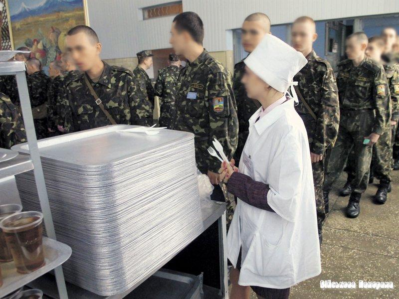 Солдат здавали в оренду на ніч, щоб нагодувати військову частину