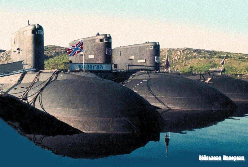 Сувора доля дизель-електричних підводних човнів