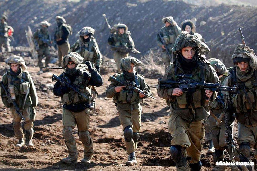 Унікальна зброя в арсеналі ізраїльського спецназу