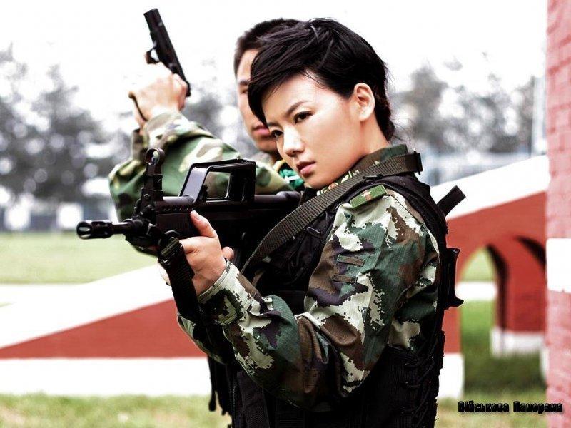 Китайська штурмова гвинтівка Norinco QBZ 95