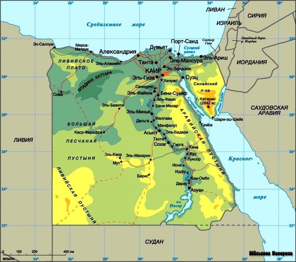 Єгипетська Темрява