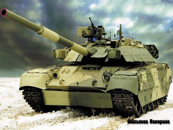 Таїланд відмовляється від українських танків «Оплот»