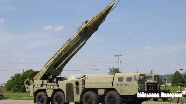 На Україні РК «Сапсан» замінить комплекс «Скад»