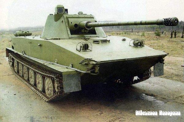 ПТ-76 і БТР-50: чудові й непотрібні «поплавки»