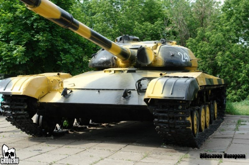 Модернізований «Т-64Е», нове життя старого танку