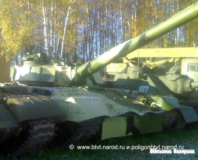 Об'єкт 292, танк с гарматою калібру 152,4 мм