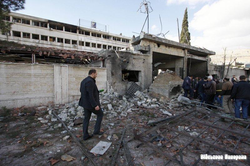 Спецслужби Сирії з тріском провалилися