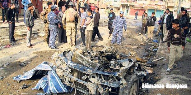 Керований хаос в Іраку триває