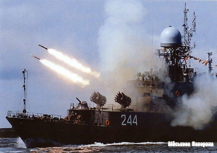 Перевірено часом — корабельна РБУ-6000