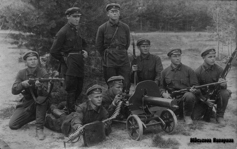 Момент істини Червоної Армії