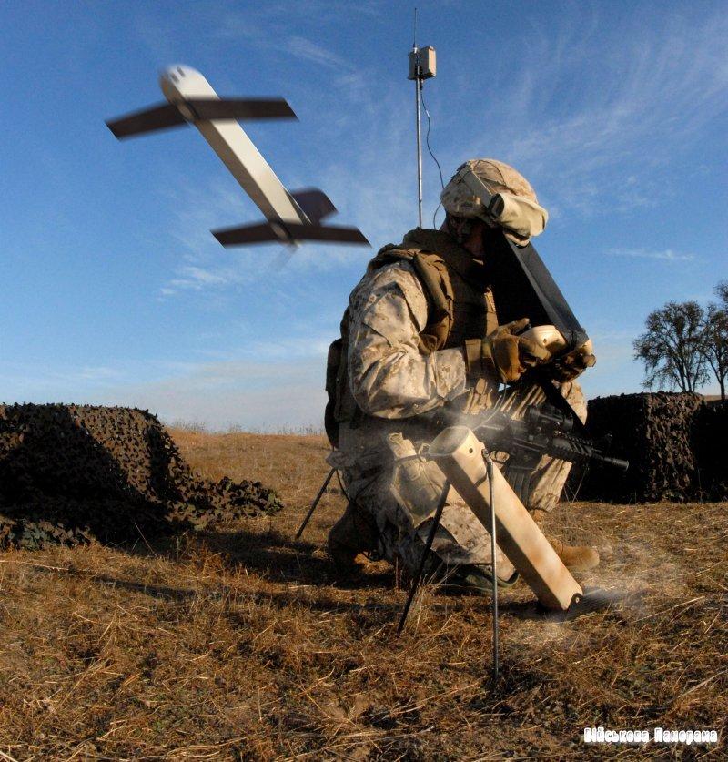Американські безпілотники: озброєння