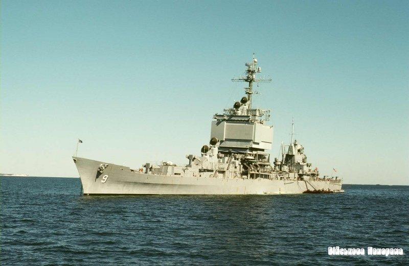 Лонг Біч — білий слон американського флоту