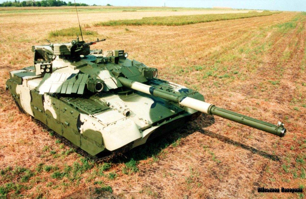Основний бойовий танк Т-84 «Оплот-М» («об'єкт 478ДУ10»)