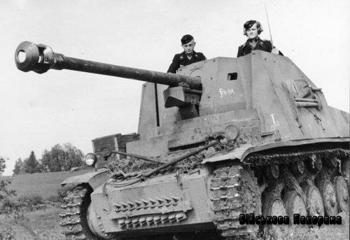 Протитанкові САУ Німеччини часів війни (частина 2) — сімейство Marder