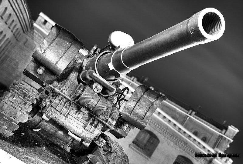Дуель «великої потужності»: Майже забуті гармати — радянські та німецькі