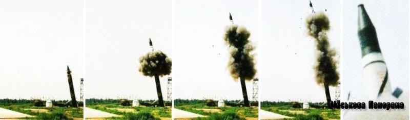 Китай — випробування балістичної ракети «Цзюйлан-2»