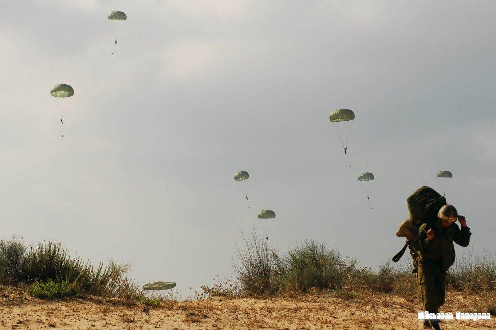 Ізраїль готується до масштабної висадки повітряного десанту