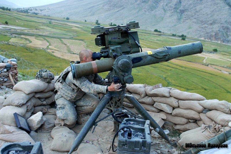 ПТРК BGM-71 TOW