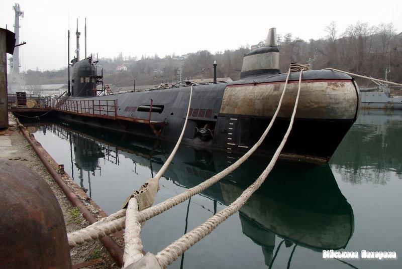 Міністр оборони України Дмитро Саламатін доручив прискорити підготовку підводного човна «Запоріжжя» до ходових випробувань