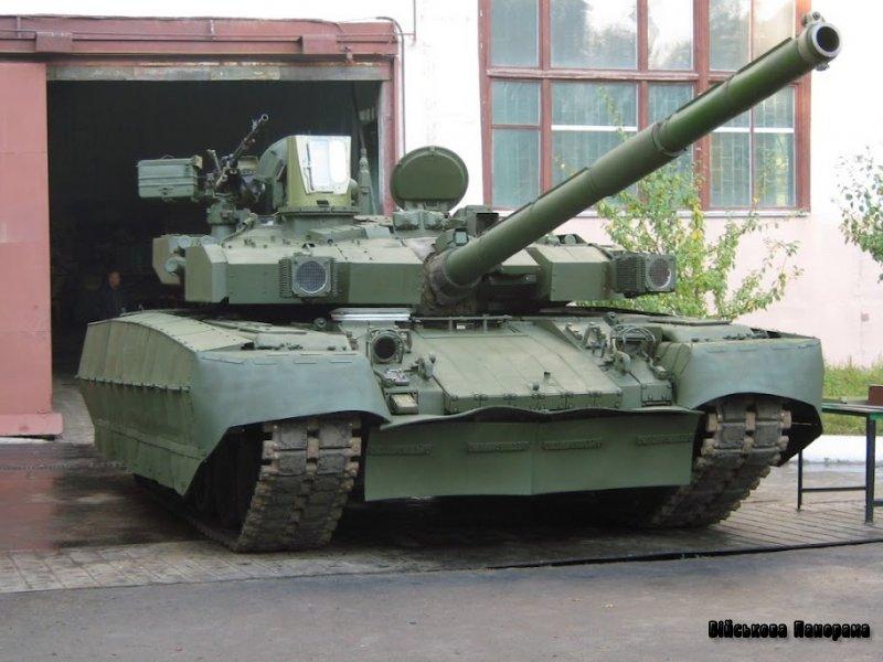Міністерство оборони України в 2012 році планує закупити до 10 танків «Оплот»