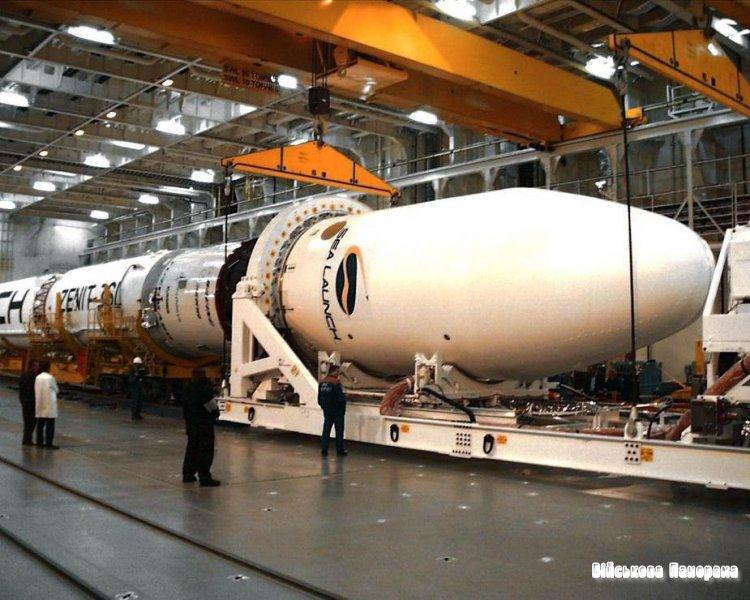 У 2011 році обсяг виробництва продукції на ДП «Південмаш» збільшився майже у 5 разів