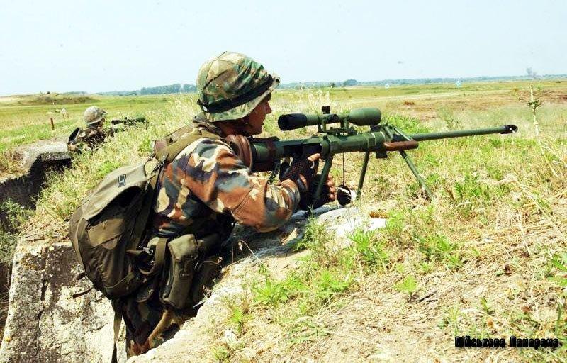 Перша гвинтівка під радянський патрон 12.7х107 – «Gepard M1»