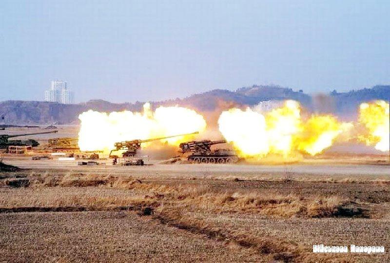 170 мм наддалекобійні САУ «M1989 Koksan»