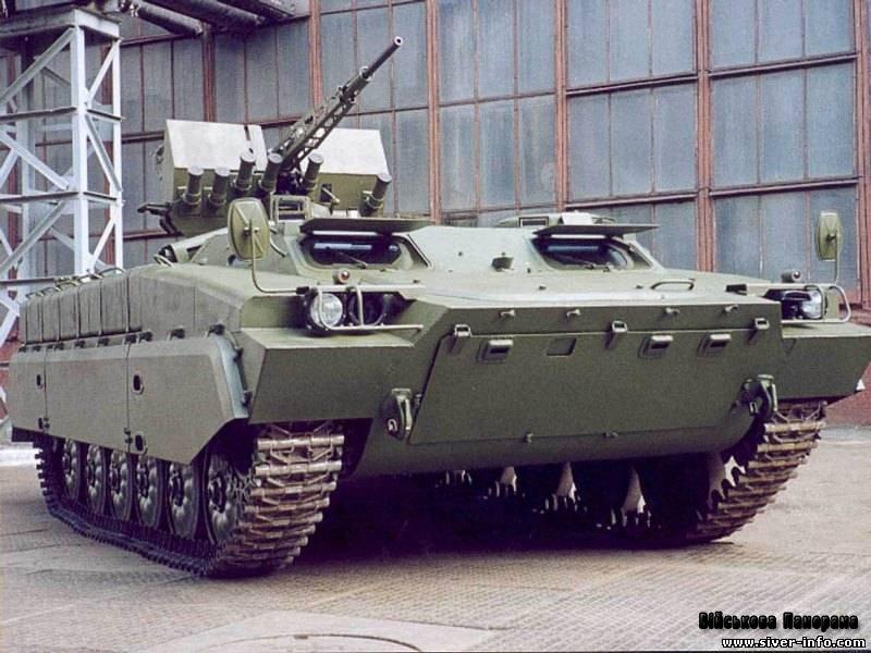 На озброєння ЗC України прийнято автоматичну гармату ЗТМ1 вітчизняного виробництва