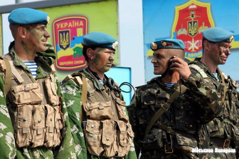 За п'ять років українська армія відповідатиме світовим стандартам