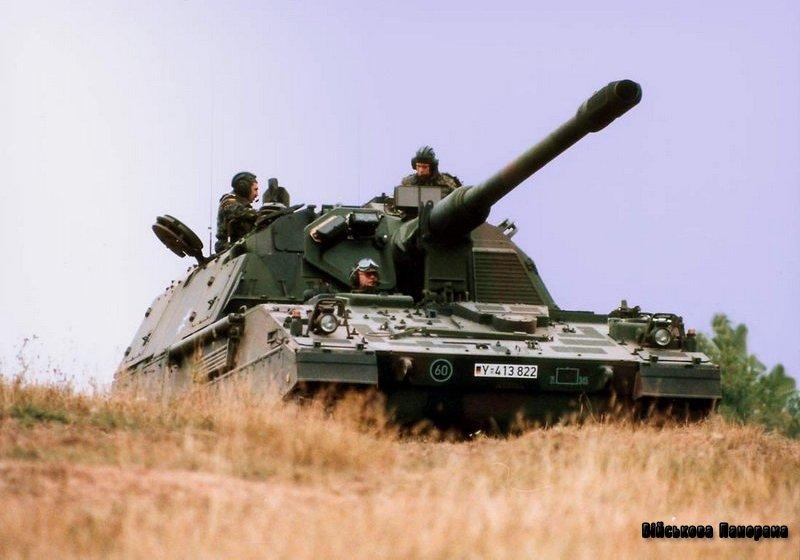 «PzH-2000» — одна з найкращих та найскорострільніших САУ світу