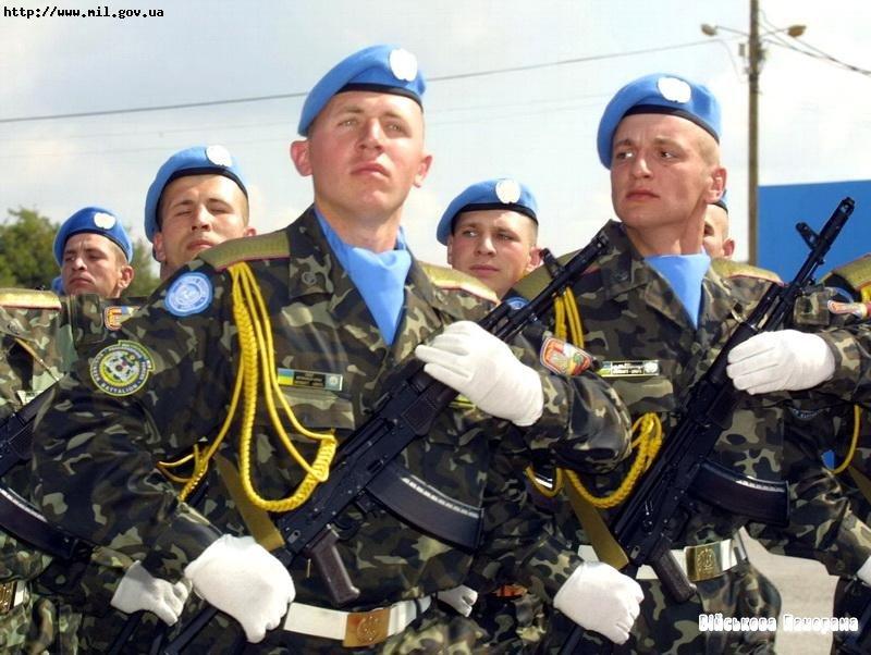 627 українців святкуватимуть День миротворців, виконуючи завдання у складі дев'яти місій