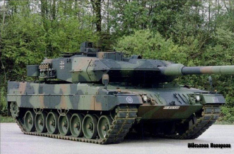 Катар може закупити у Німеччини близько 200 сучасних танків
