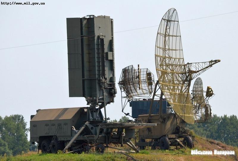 У Збройних Силах України триває підготовка військ протиповітряної оборони