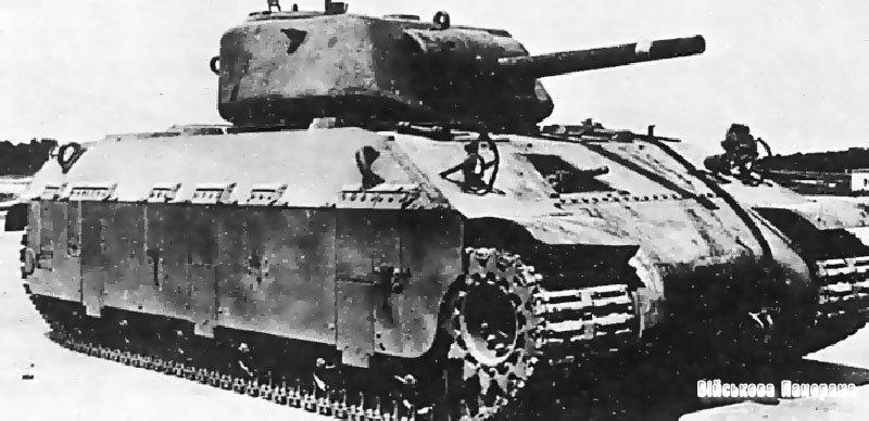 Американський дослідний штурмовий танк T14