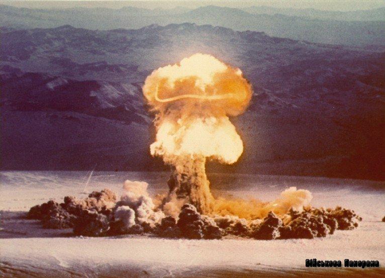 Сьогодні — міжнародний день дій проти ядерних випробувань