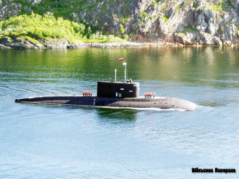 У Петербурзі спустили на воду безшумний дизельний підводний човен