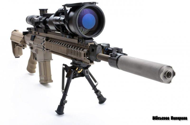 Автоматична гвинтівка ОА-10 DMR