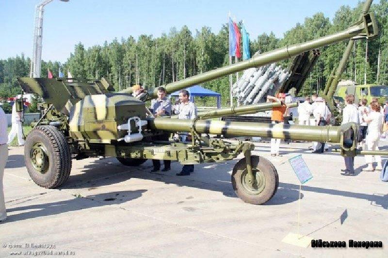 Радянська самопересувна артилерія